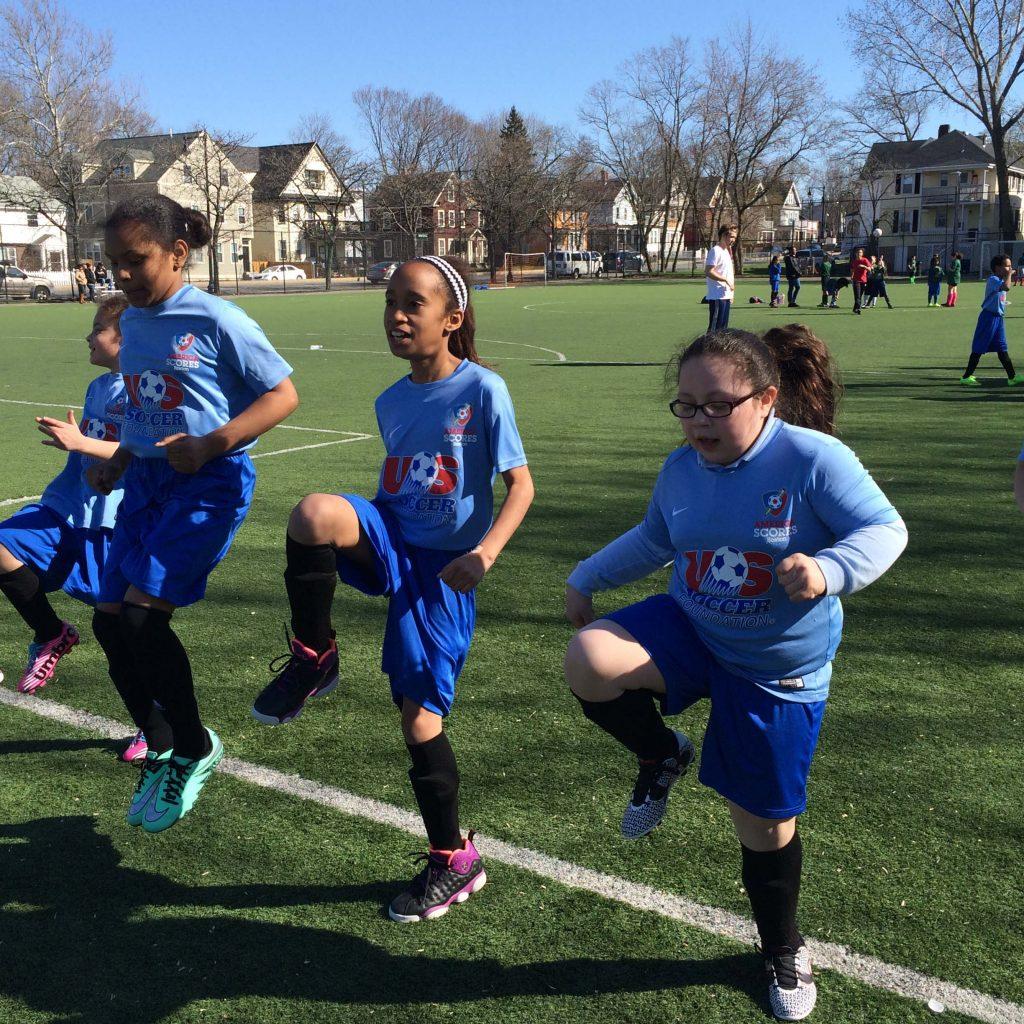 Programs: Girls on Field