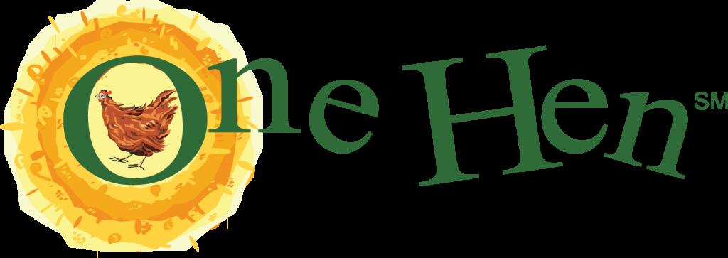 Logo for One Hen