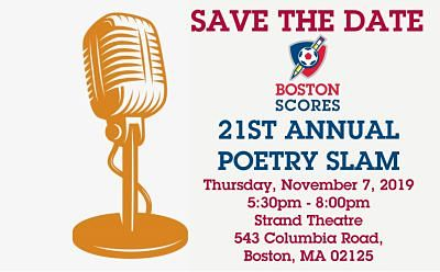 Boston Scores Poetry Slam Strand Theatre