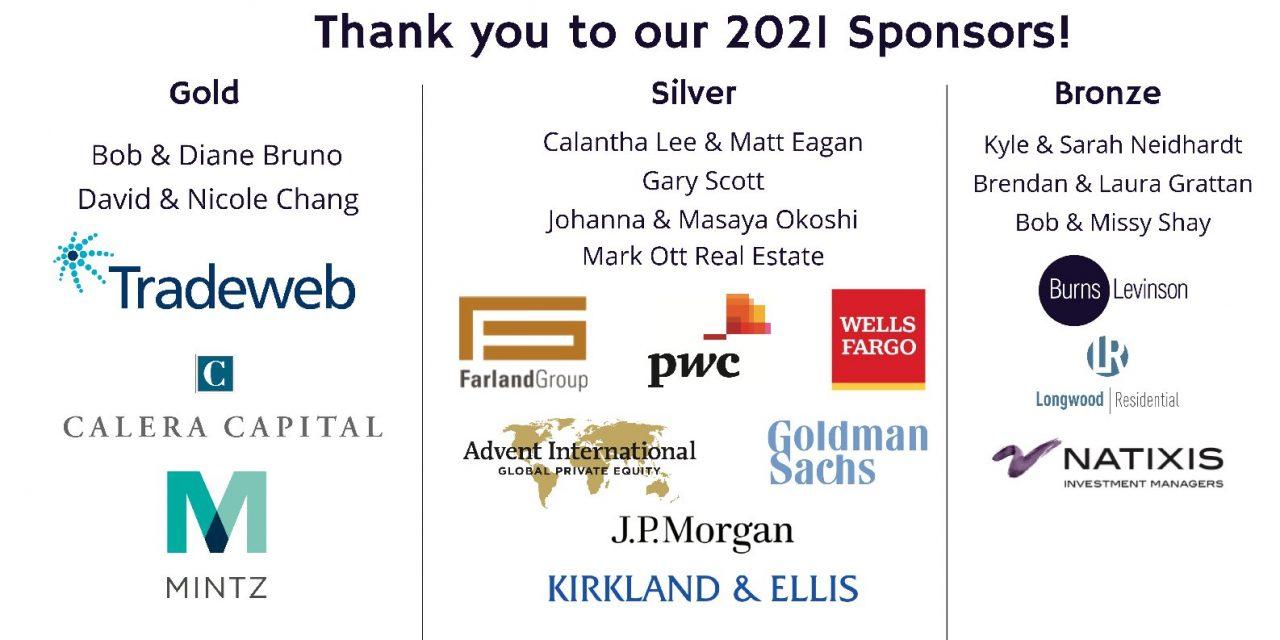2021 Sponsor Logos for Website